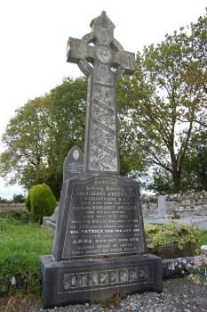 O'Keeffe family memorial-Kilmurry-cemetery-cordal
