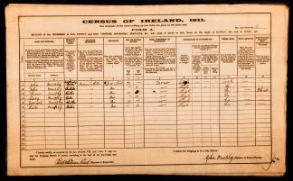 the Murphy family of Glencollins Upper, Ballydesmond