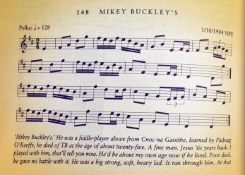 Buckley's Polka 1