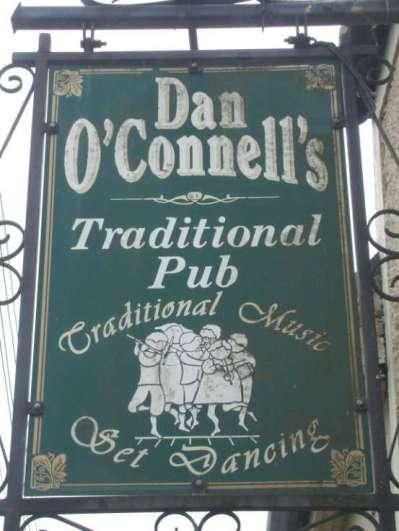 dan oconnells pub