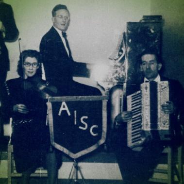 Cricklewood All Ireland Social Club circa 1950