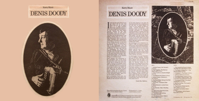 Denis Doody Front and back