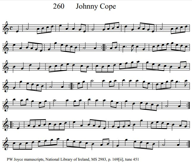 Johnny Cope_Joyce