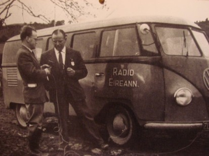 The Radio Éireann Mobile Recording Unit