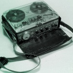 Paddy Cronin Radio Éireann in 1949