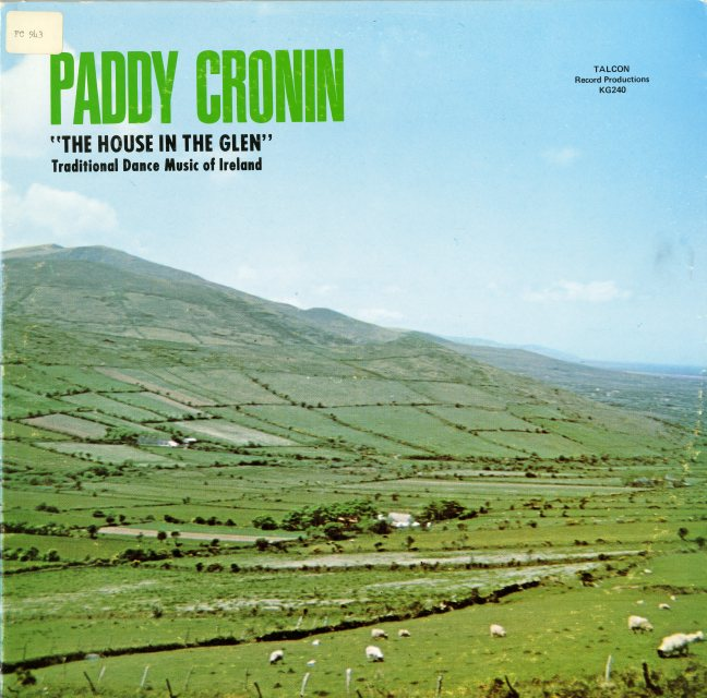 Paddy Cronin House in the Glen 1